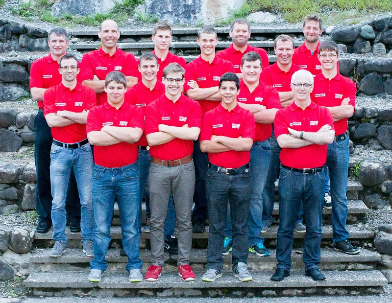 ONSV-Team Aarburg 2015