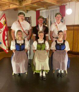 Ehrung der Innerschweizer Neukranzer und Kantonalfestsieger im Schwingerjahr 2021